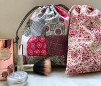 One-of-a-kind wash bags