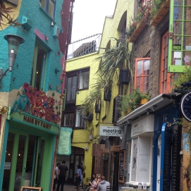 Neal's Yard, Covent Garden London
