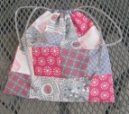 Pretty patchwork bag