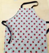 Turtle and Teal child's apron