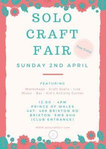solo-craft-fair-april-2017