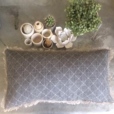 One-of-a-kind cushion