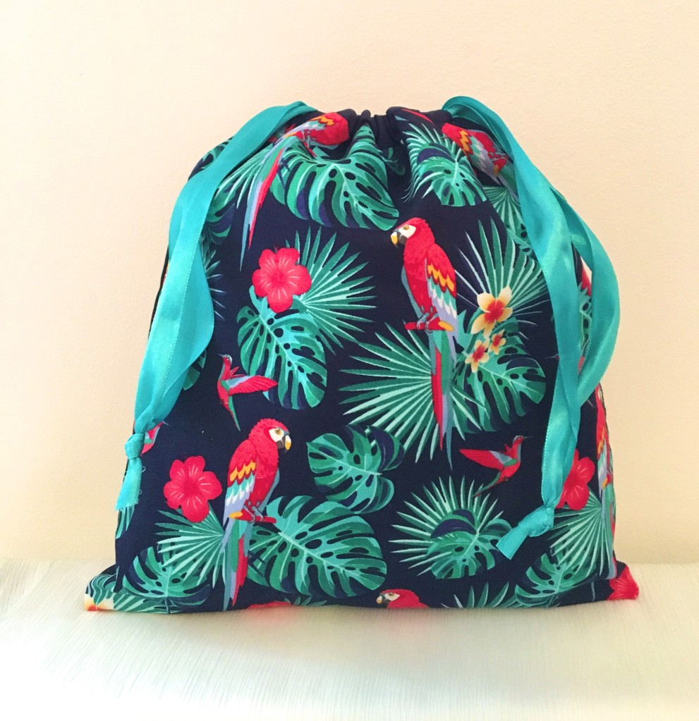 Tropical wash bag £12